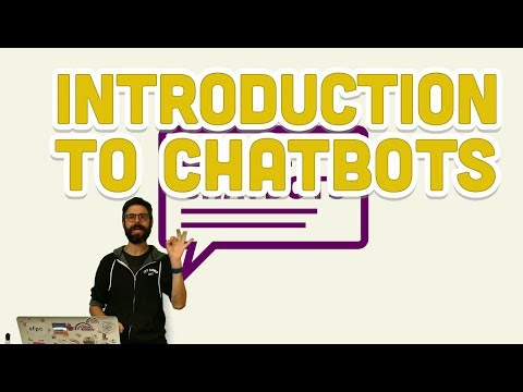 10.1: Introduction to Chatbots – Programming with Text