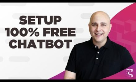 How To Make A Free Chatbot For Your Website And Facebook Page
