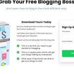 Blogging boss reboot