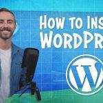Installing A Blog ( WordPress )