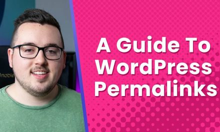 When WordPress Permalinks 404